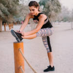 Bambara fitness térdnadrág 'M'