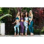 Indigostyle fitness capry – Orchidea