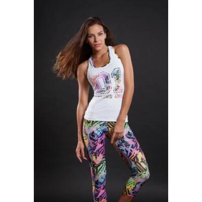 Zebra Colors trikó