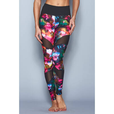 Flowers pillangó leggings