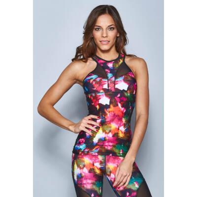 Flowers pillangó trikó (kivehető szivacsbetéttel)