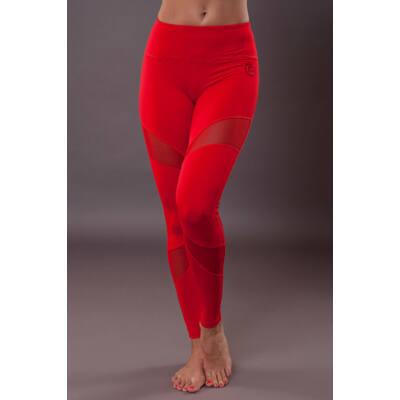 Pillangó leggings, piros