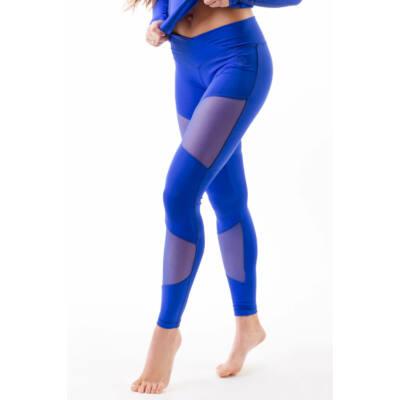 Tina Fitness Leggings (királykék)