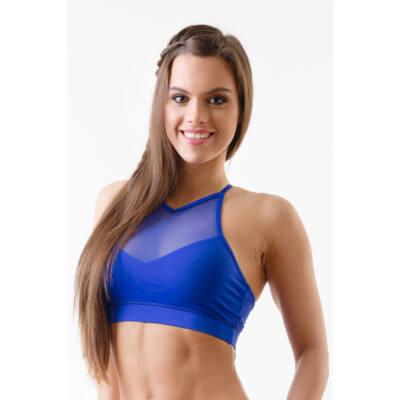Tina fitness top (királykék)