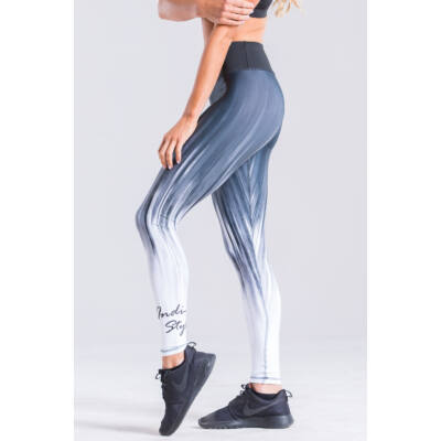 Frosty fitness leggings
