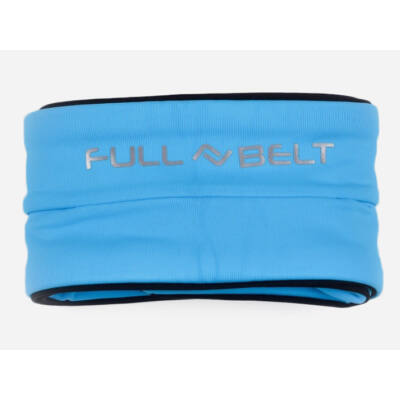 Full-Belt futóöv kék-fekete 'M'