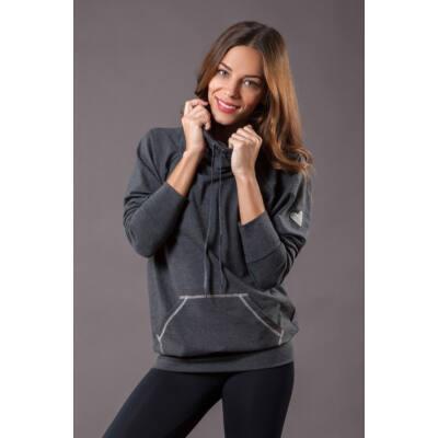 Nelli pulóver, fekete