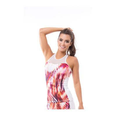 Mirage korall fitness trikó