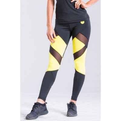 Mozaik  Queen Bee fitness leggings