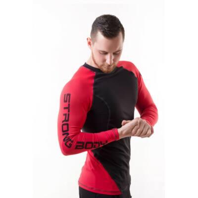 Strong Body  DUO hosszú ujjú edző felső