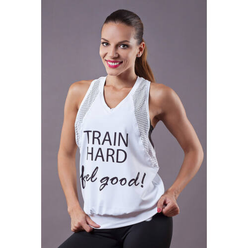 Train hard felső