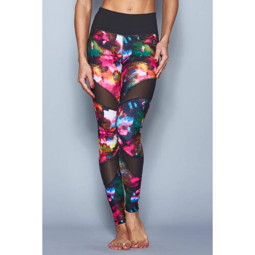 Flowers pillangó leggings