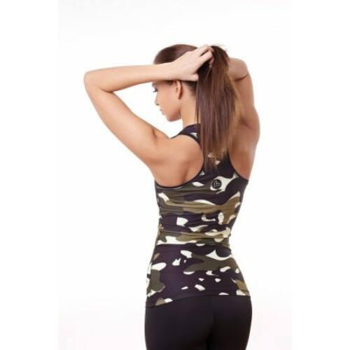 Amazon birkózó hátú fitness trikó