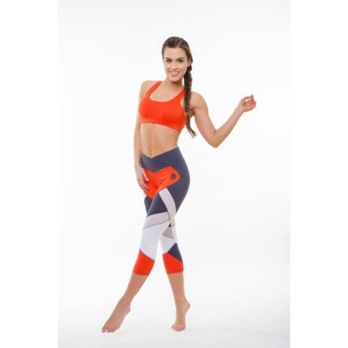 Mozaik Orange fitness capry