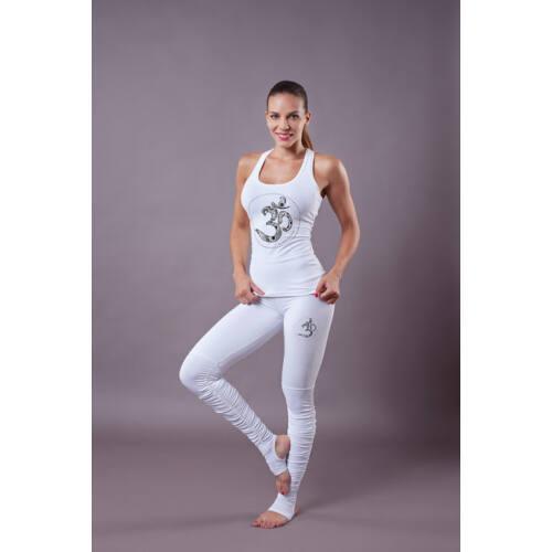 Indigo Fitness Style - OM bokanadrág, leggigngs lábfejmelegítővel