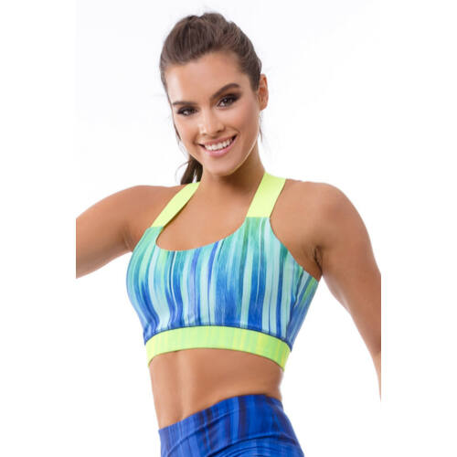 Energy fitness top