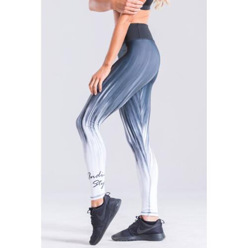 Fitness leggings - Frosty Indigotyle
