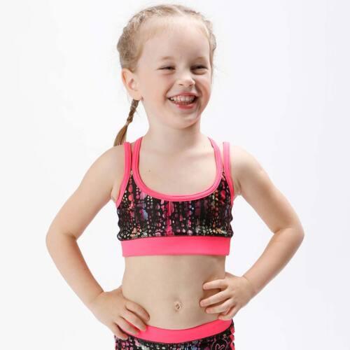 Kids Kaméleon fitness top