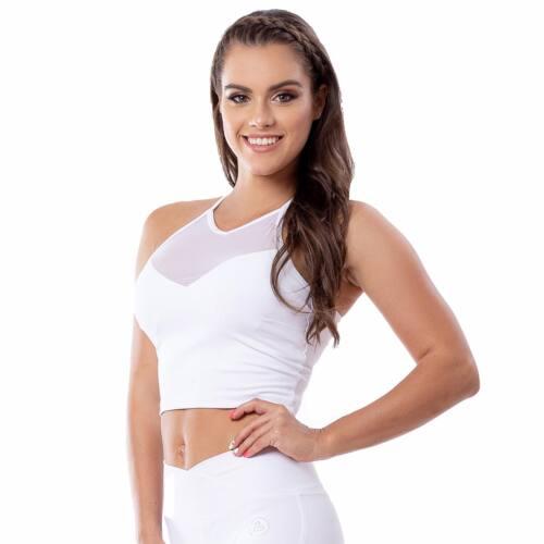 Indigo style fitness top – Nina