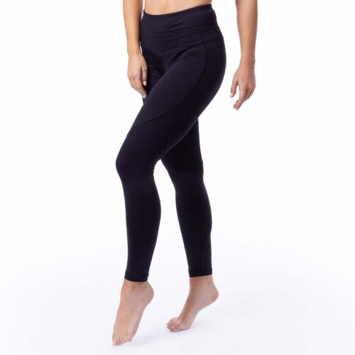 Yoga Secret leggings - fekete