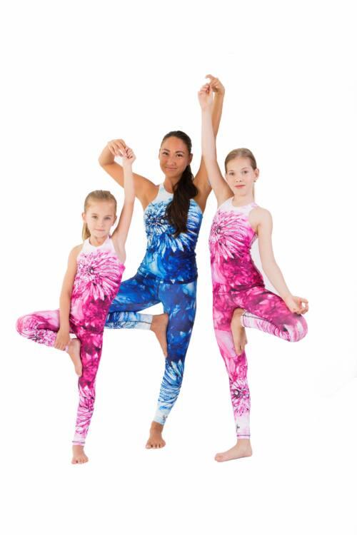 Kids Harmony fitness trikó  (122-140)