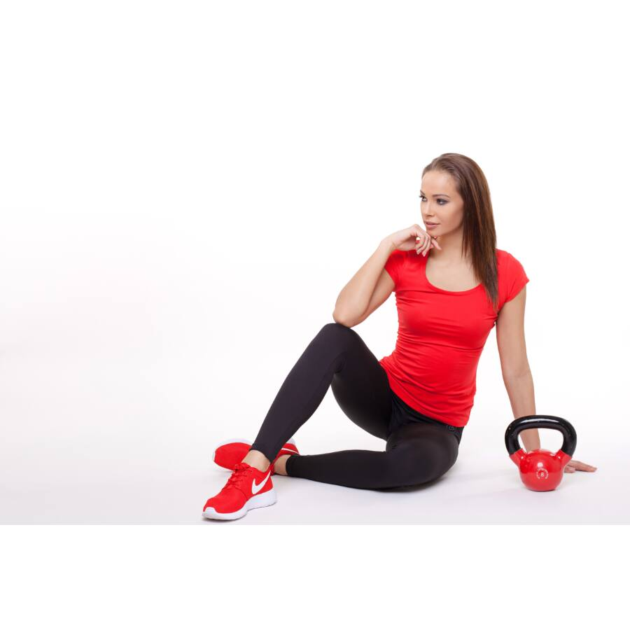 Kyra rövid ujjú fitness poló 33568943ab